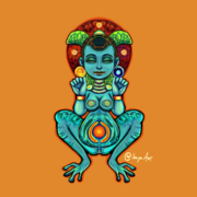 Atabey: Mother Earth | @ibaya.art