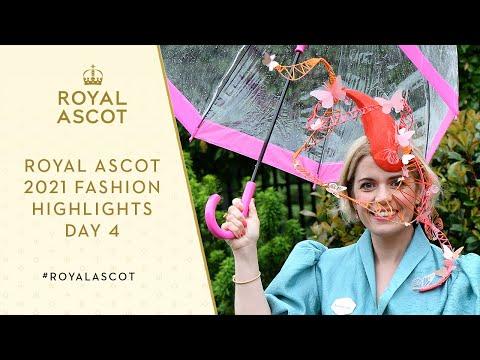 Royal Ascot Fashion Highlights | Friday 18th June 2021