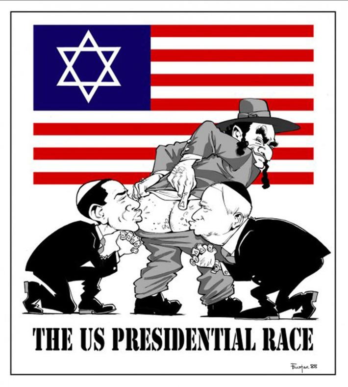 Those USA Presidenrial Races - Every Fuckin' Time