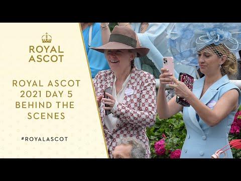 Royal Ascot 2021 | Behind The Scenes | Saturday 19th June