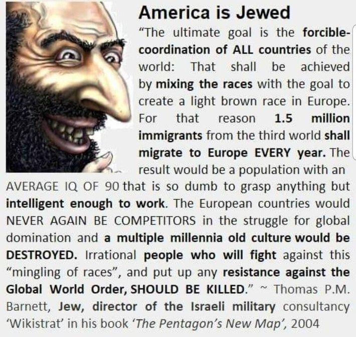 America is Jewed