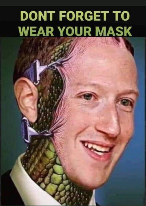 Don't Forget To Wear Your Mask
