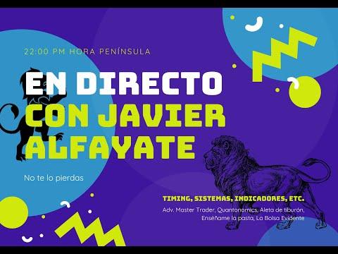 Video Análisis con Javier Alfayate: Índices y Acciones