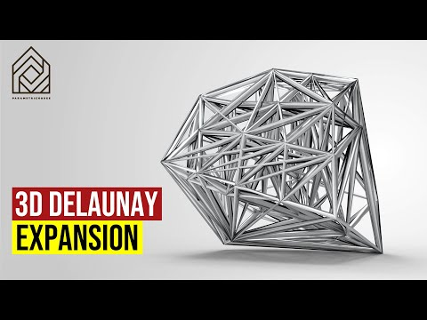 3D Delaunay Expansion