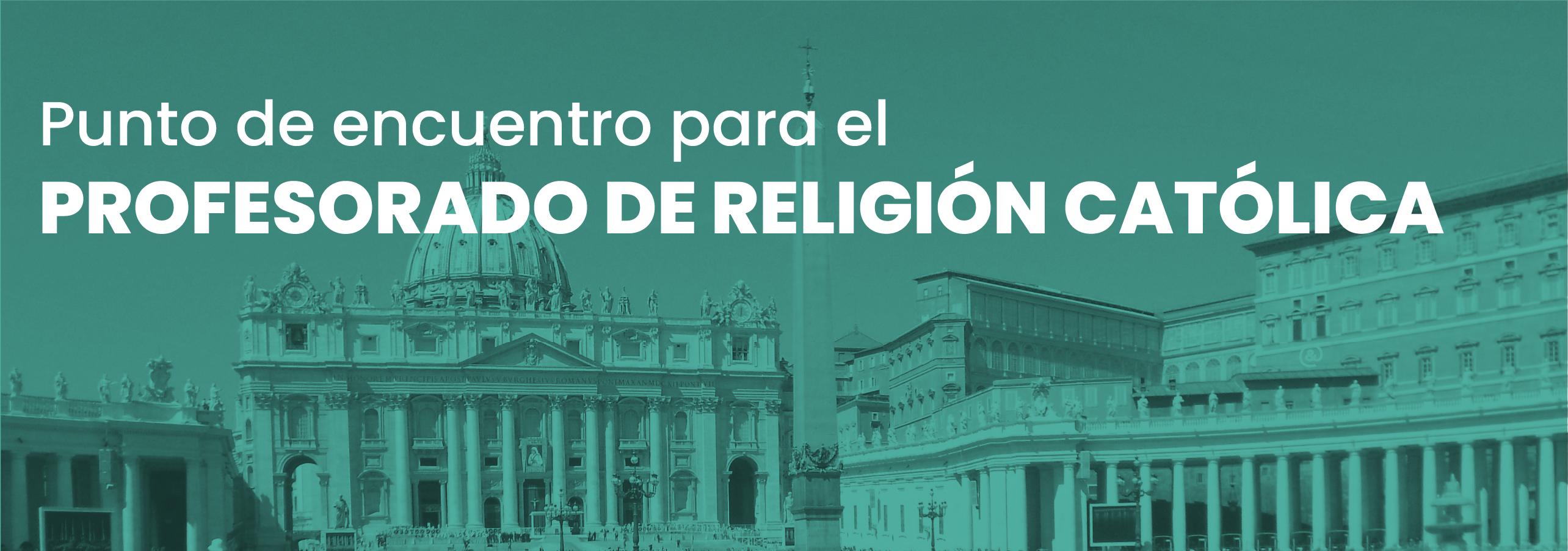 Comunidad Virtual del Profesorado de Religión Logo