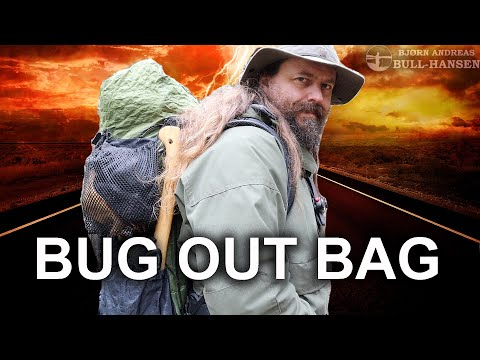 Bug Out Bag - what to bring in a real life shtf scenario