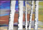 Word Trees collage