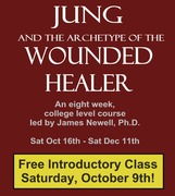 Jung and The Wounded Healer - Free Class!