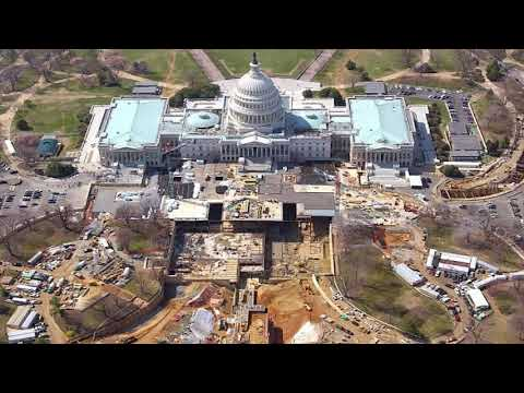 Tunnel explosion in DC, Washington DC is a ghost town