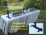 Foodguard ,FoodFood Guard is Most Important For Restaurants| ADM Sneezeguards guard
