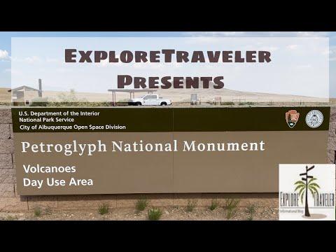 Petroglyphs National Monument New Mexico - Boca Negra Canyon Trail - ExploreTraveler