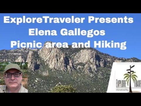 Elena Gallegos Picnic Area and Park Hiking - ExploreTraveler