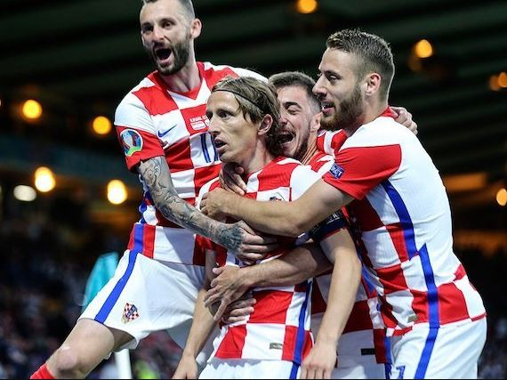 Kroasia Bersama 11 Tim Lain Lolos 16 Besar Euro 2020