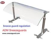 sneeze guard regu Sneeze Guard Regulation is a  Unique Part Of Sneeze Guard  lation