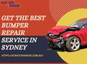 Get the Best Bumper Repair Service In Sydney