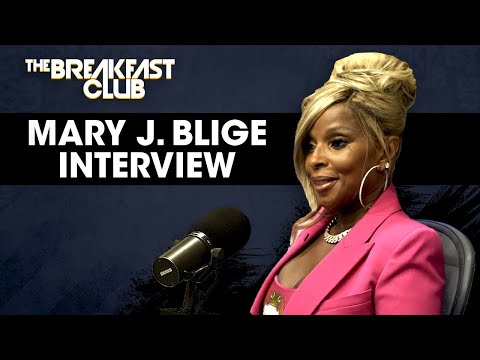 Mary J. Blige Speaks On Healing, Realizing Her Worth, New Documentary, New Music + More