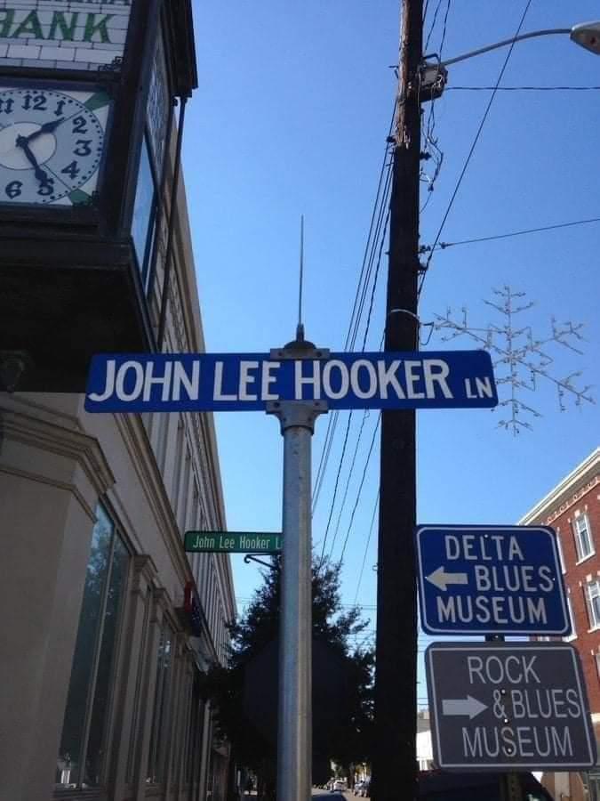 Clarksdale, Mississippi.