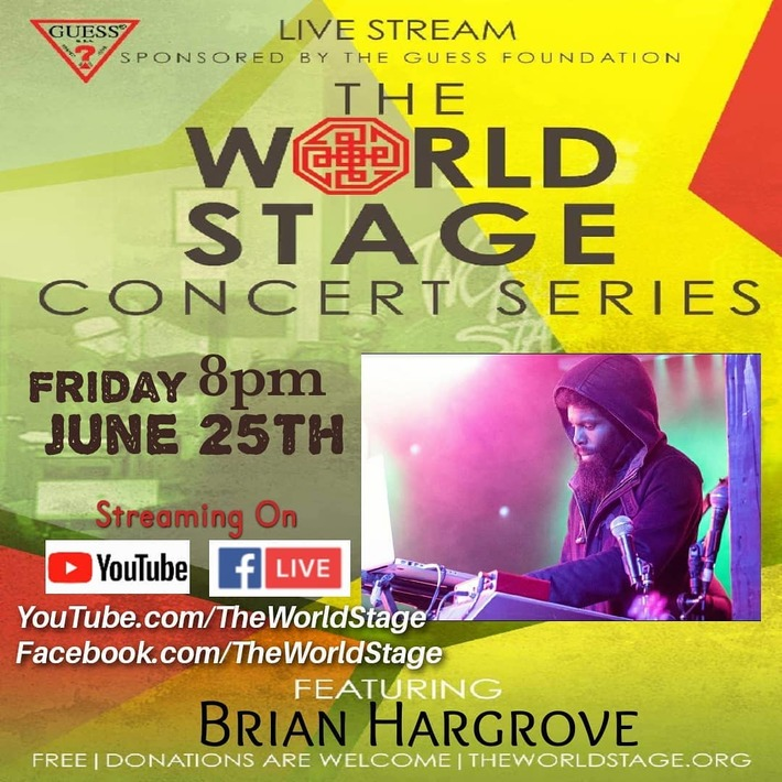 BRIAN 'Theory' HARGROVE TGIF *updatez*