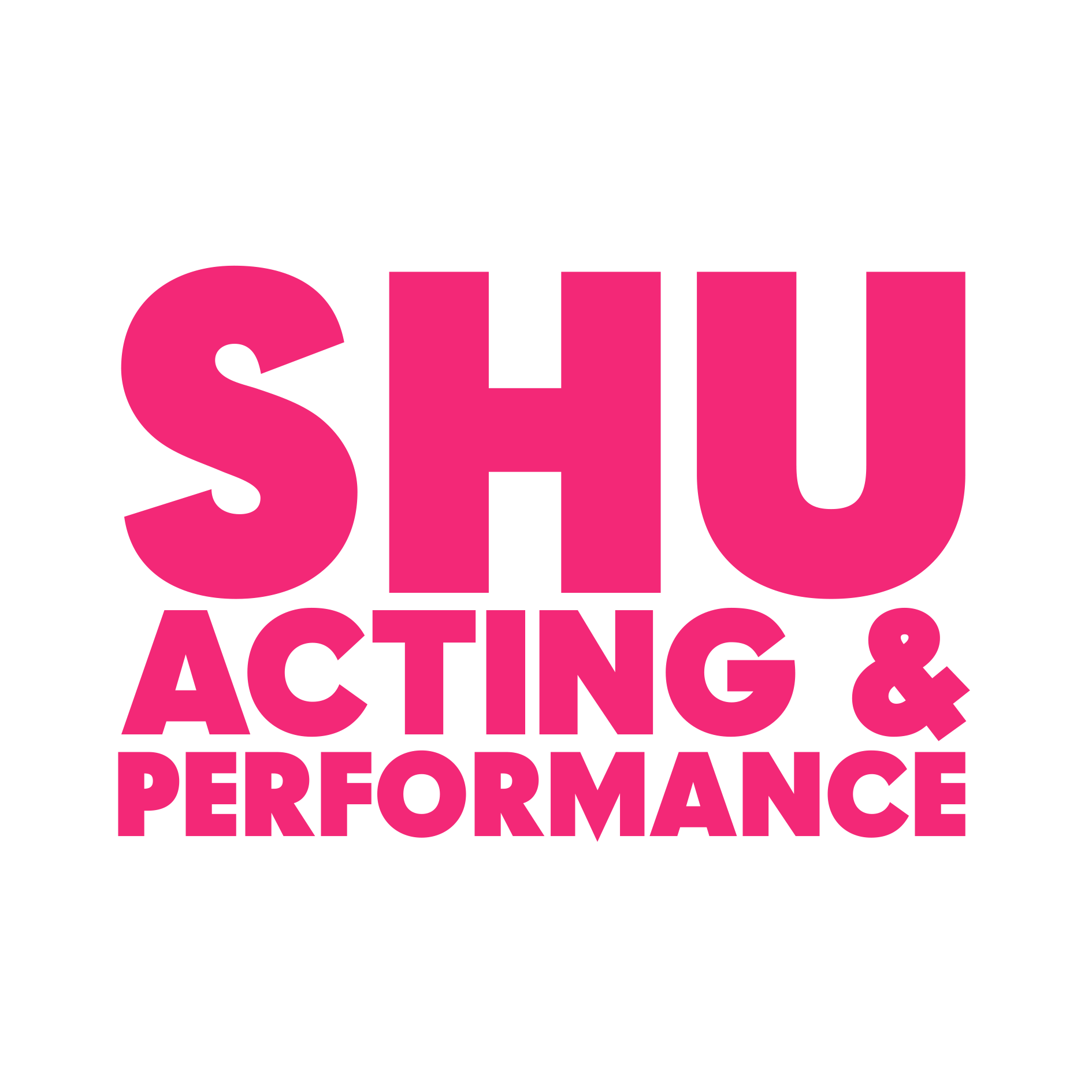 Sheffield Hallam University | Acting & Performance Logo