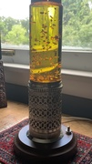 Heat Tapes Glitter Lamp