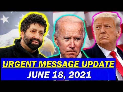 Jonathan Cahn ( June 18, 2021 ) 💥 URGENT MESSAGE UPDATE | MUST WATCH!
