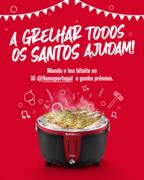 FLAMA   A GRELHAR TODOS OS SANTOS AJUDAM!