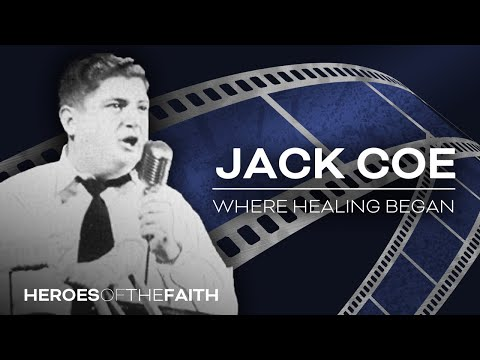Jack Coe / Where Healing Began / Heroes Of The Faith / Washington D.C. / 1954