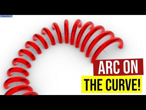 Arcs on Curve
