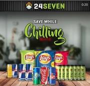 Beverages Stores near you in Delhi   24Seven
