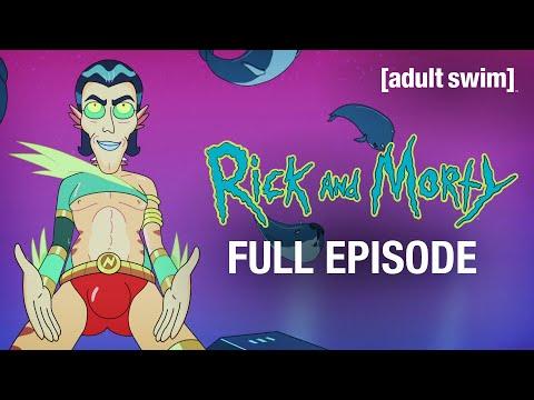FULL EPISODE | Rick and Morty Season 5 Premiere: Mort Dinner Rick Andre | adult swim