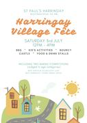 CANCELLED - Harringay Village Fete