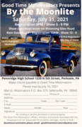 By the Moonlite Car Show