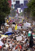 Oxford Street London June 26 Covid Lockdown Protest
