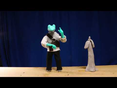 Shrink Ray Stop Motion