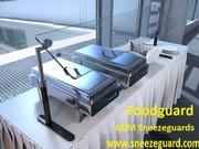Reasons to Choose The Foodguard In Restaurants | ADM Sneezeguards