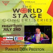 Pianist DON PRESTON Trio - TGIF *updatez*