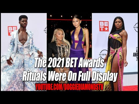 The 2021 BET Awards Rituals Were On Full Display