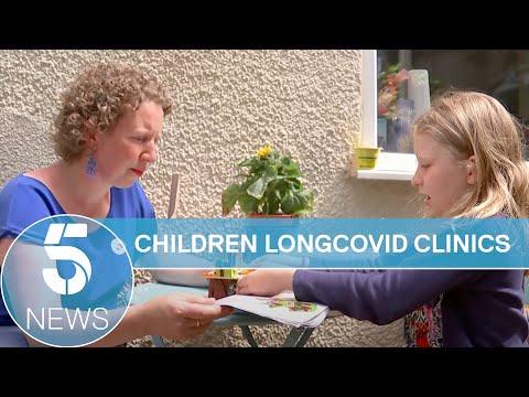 Coronavirus: NHS England to open new long covid clinics for children | 5 News