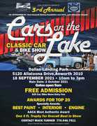 3rd ANNUAL CARS ON THE LAKE - ACWORTH, GA