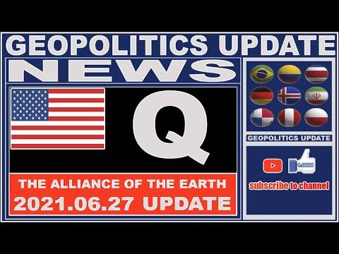 GEOPOLITICS UPDATE 2021/06/27