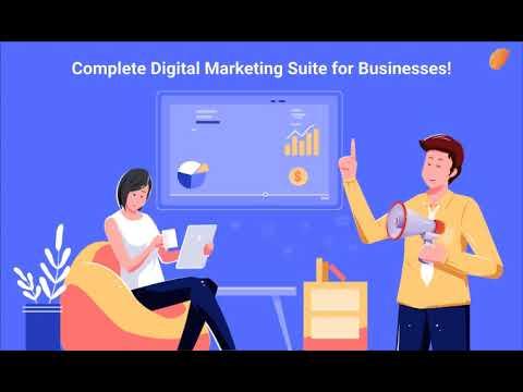 Complete Digital Marketing Suite for Businesses!
