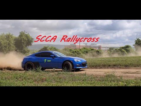 Susquehanna Region SCCA Rallycross 3  Dirt Days of Summer
