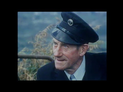 The Last of The Cycling Postmen, Ireland 1975