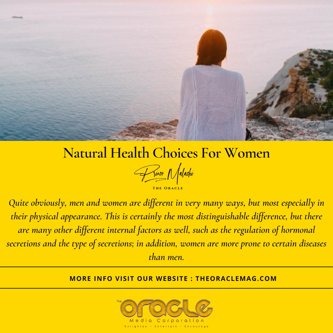 Natural Health Choices For Women