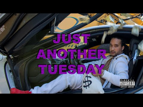 Santa Sallet - Just Another Tuesday (prod. by Nemizzo) ***OFFICIAL MUSIC VIDEO***