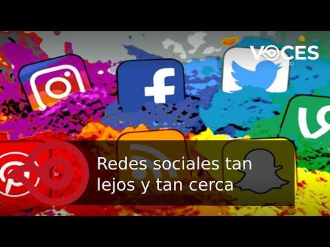 Redes sociales tan lejos y tan cerca por Marina San Martín