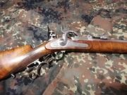 Swiss army Milbank Amsler 1867 rifle
