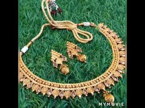 Artificial Necklace jewelry   Where to buy imitation jewellery   Online Jewelry Store in India