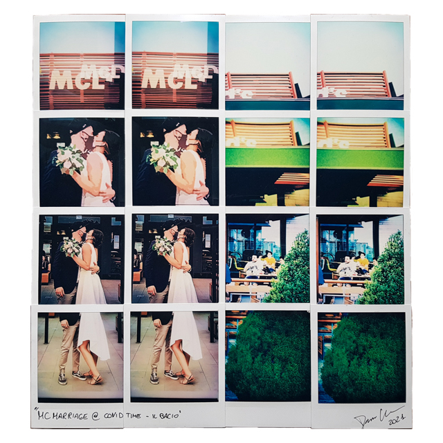 McMarriage @ Covid Time - Il Bacio