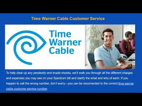Time Warner Cable Customer Service | +1(888) 712-3052 | Spectrum Helpline